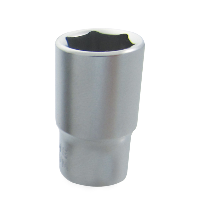 6-point SAE sockets, 1/2 in drive