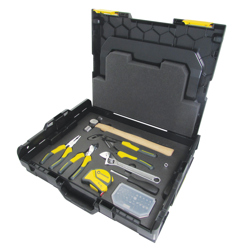 10 pieces tool set - CROM-BOX 10O