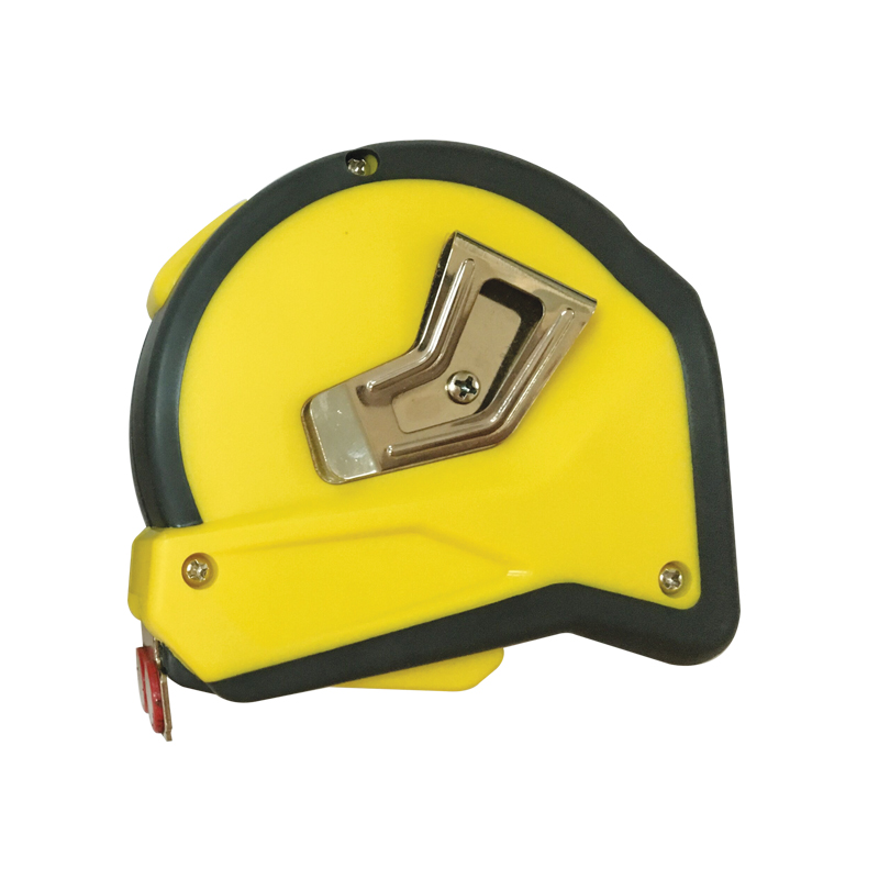 Magnetic end measuring tapes