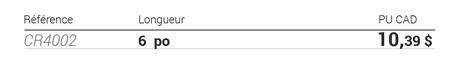 Tournevis porte-embout, prise 1/4 po tableau de données
